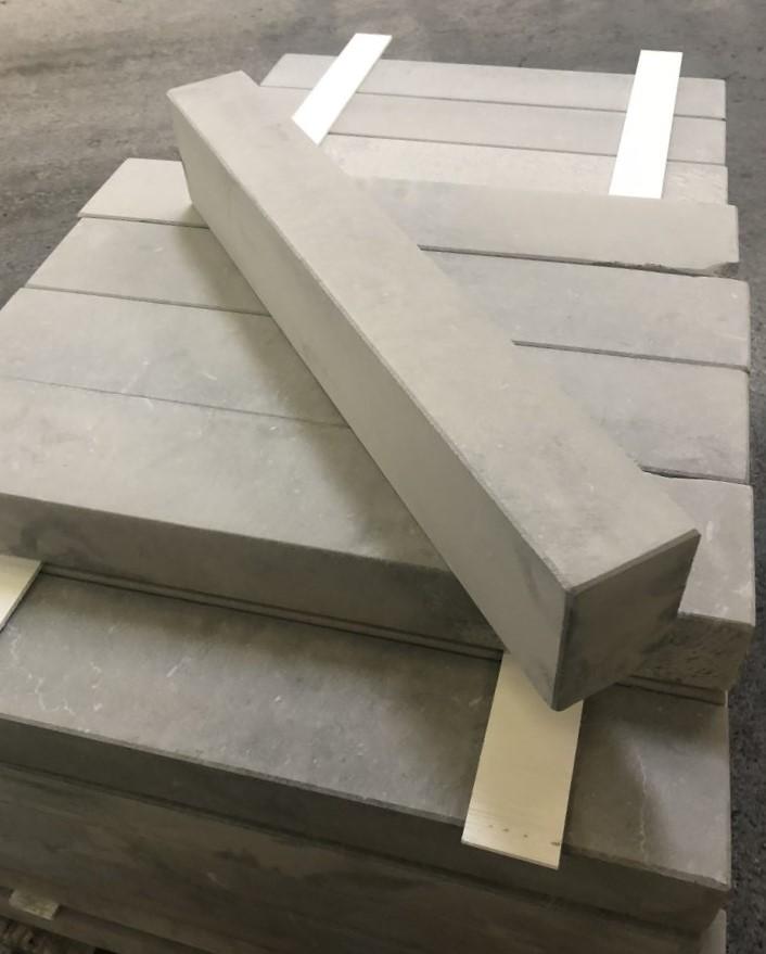 Sanded Limestone Kerbs