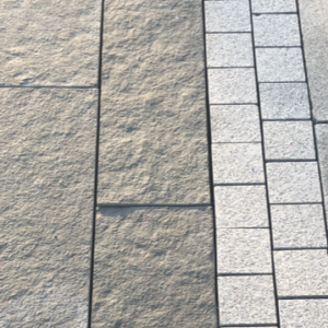 Silver Granite Cobbles