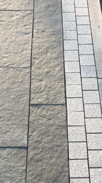 Silver Granite Cobbles