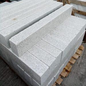 Silver Granite Kerbs