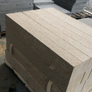 Brown Granite Kerbs