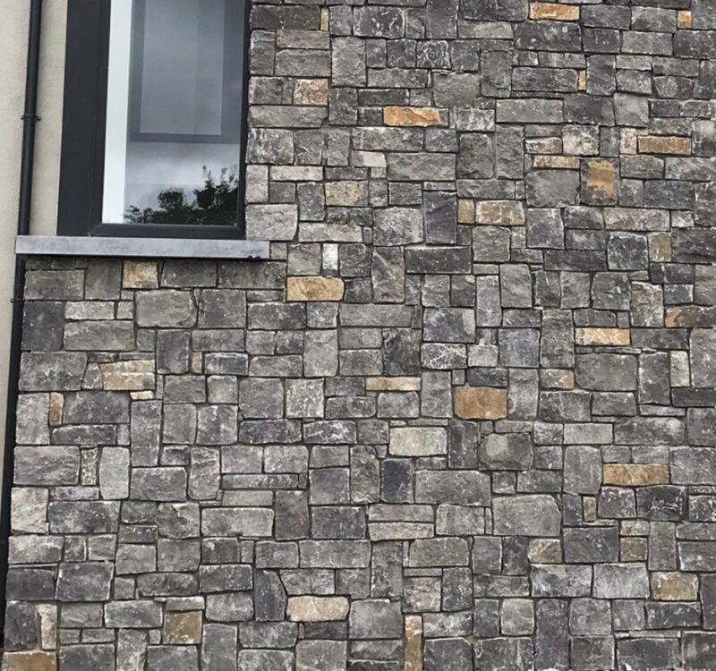 White Limestone Cladding